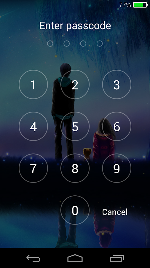how to set yahoo weather as lock screen on iphone