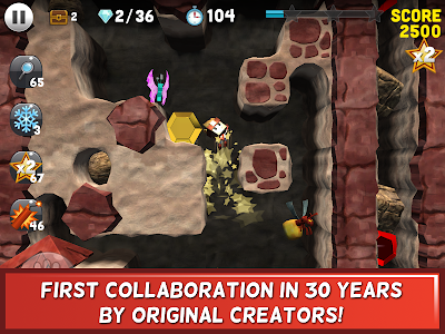 Boulder Dash®-30th Anniversary v1.1.6