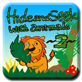 Hide & Seek with animals2 Kids
