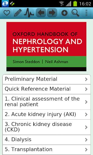 Oxford Handbook Nephrolo Hyp