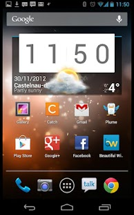 Beautiful Widgets Pro- screenshot thumbnail