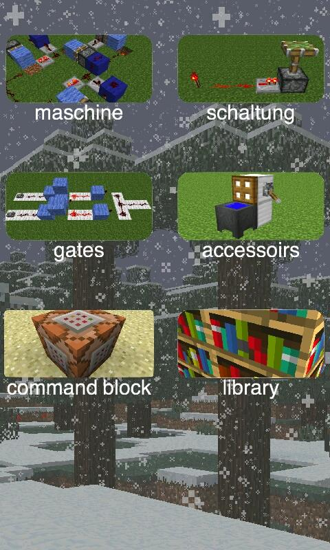 Iredstone Minecraft Guide Android Apps On Google Play