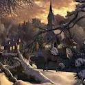 Snowy Village logo