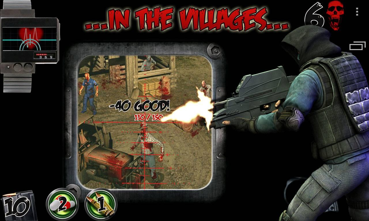 Shooting club 3: Zombies- screenshot