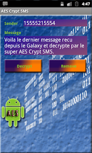 Free Download AES Crypt SMS APK