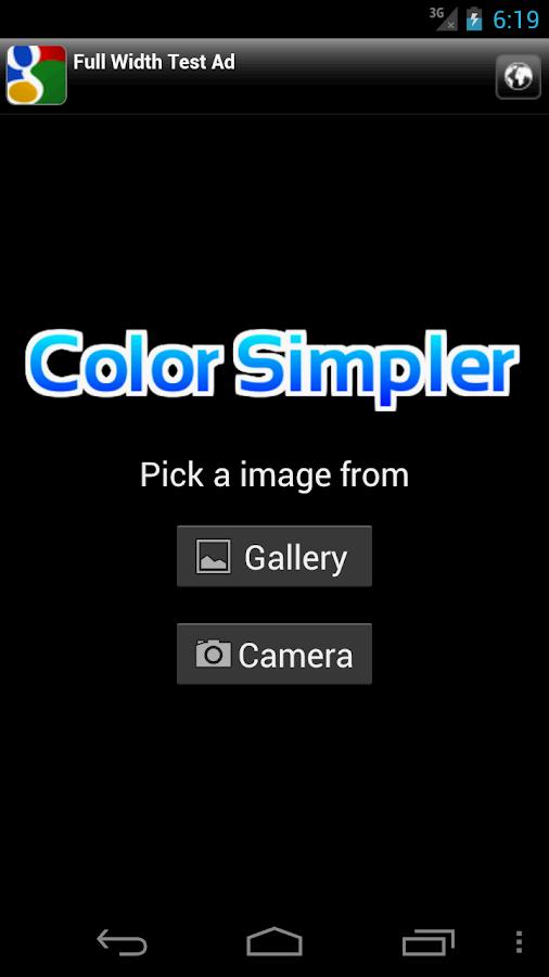Color Simpler- screenshot
