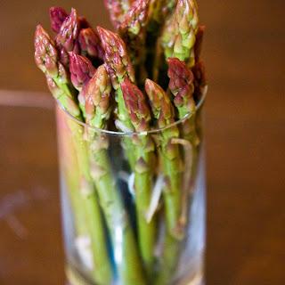 Smoky Pickled Asparagus.