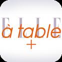 ELLE à table+ icon