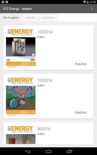 IKZ Energy - epaper