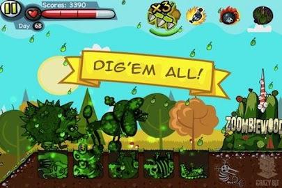 Zoombie Digger Screenshot 5