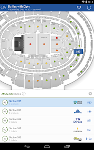 SeatGeek Event Tickets Screenshot 28
