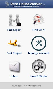 Freelance eWorker- screenshot thumbnail