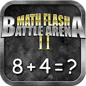 Math Games Flash Battle 2