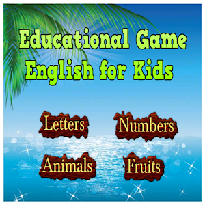Education Game English for Kid for PC and MAC