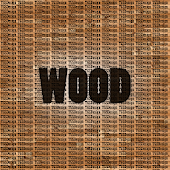 Wood Go Launcher Theme