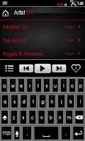 Screenshot of Linear - HD Keyboard Skin