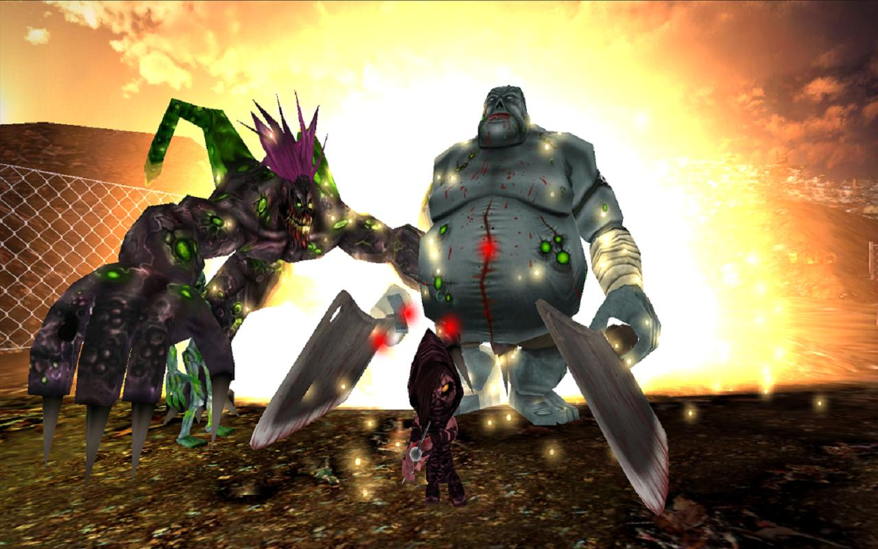 GraveStompers:Zombie vs Zombie - screenshot