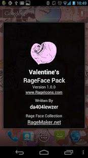 RageFace Valentine's Pack - screenshot thumbnail