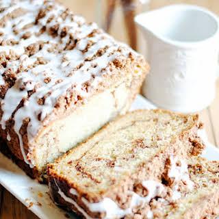 Cinnamon Swirl Quick Bread.