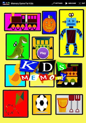 Memory Game -Jeu de mémoire
