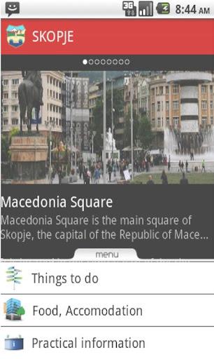Skopje City Guide