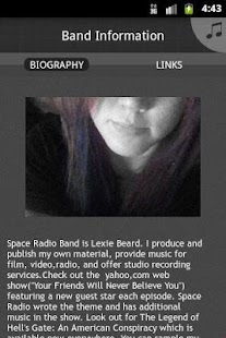 Space Radio - screenshot thumbnail
