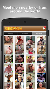 GROWLr: Gay Bears Near You - screenshot thumbnail