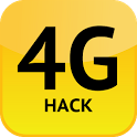 4G Hack Unlimited Internet icon