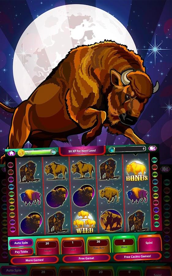 Buffalo Slots A True Legend of a Slot Machine