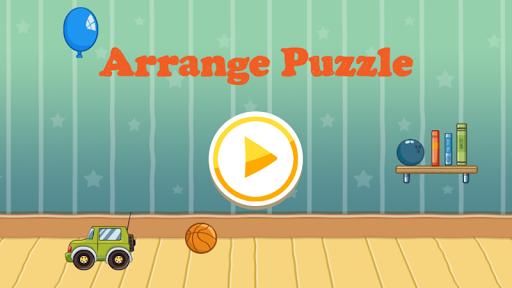 Arrange Puzzle - Brain Trainer