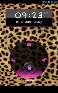 Complete Cheetah Pink Theme screenshot 6