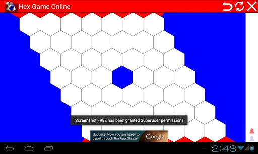 play hexagon a free online game on kongregate - 512×307