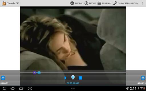 【免費媒體與影片App】Video to GIF-APP點子