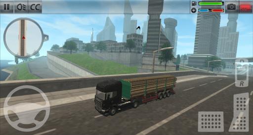 Truck Simulator : City 1.4 screenshots 7