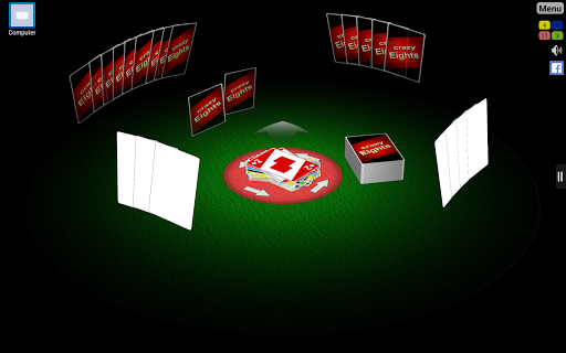 Crazy Eights 3D 1.0.1 screenshots 10