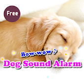 Bow wow Dog sound alarm