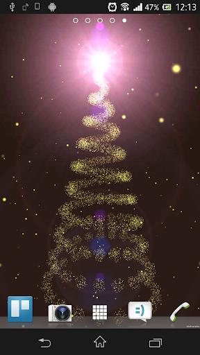 Christmas live wallpaper 3d