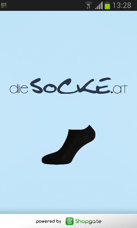 dieSocke.at Socken- screenshot