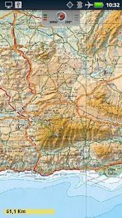 Spain Maps- screenshot thumbnail