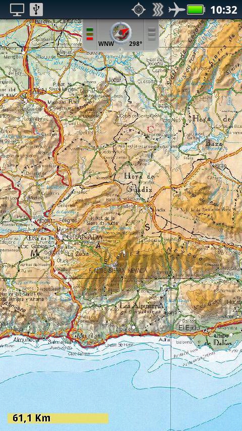Spain Maps- screenshot