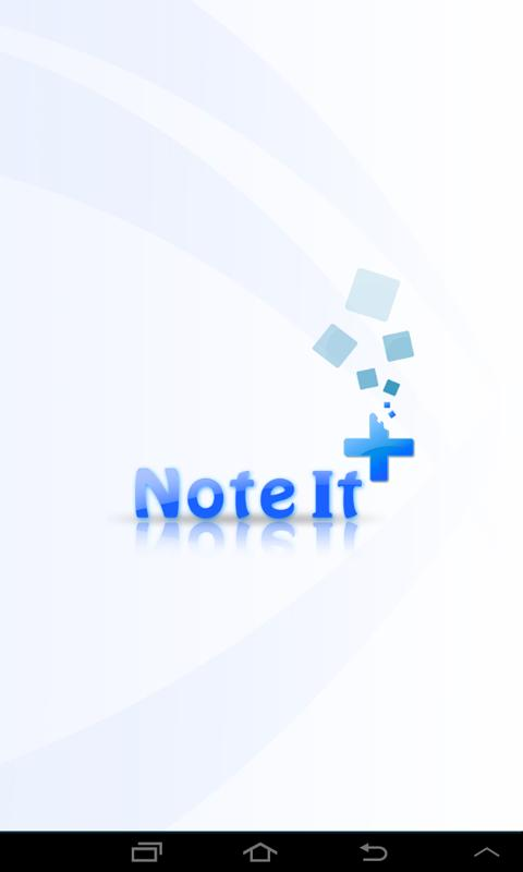 Note It + [ Trial Version ]- screenshot