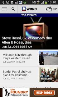 WBRC TV News FOX6 - screenshot thumbnail