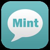 KakaoTalk Theme Mint
