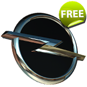 3D OPEL Logo Live Wallpaper