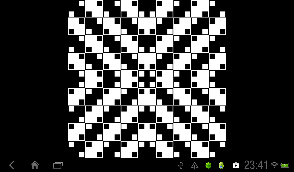 Eye Candy - Optical Illusions- screenshot