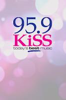 Screenshot of KiSS 95.9