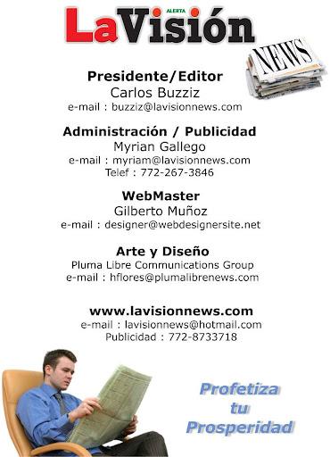 La Vision News NewsPaper