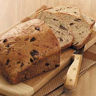 Multigrain Raisin Bread.