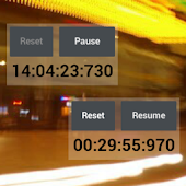 StopwatchDroid Widget
