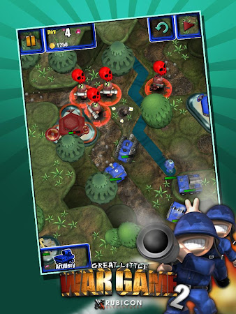 Great Little War Game 2 - FREE 1.0.23 screenshot 89581